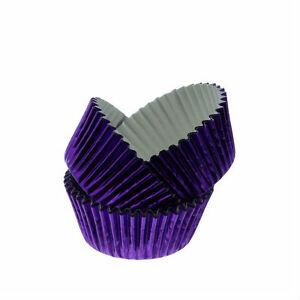 Caissettes à Cupcake – Violet – Lot de 30