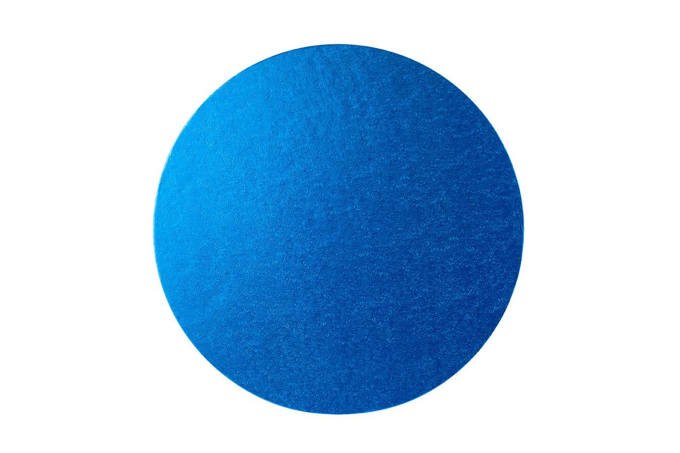 Plateau à gâteaux rond – Bleu foncé – Choisir la taille