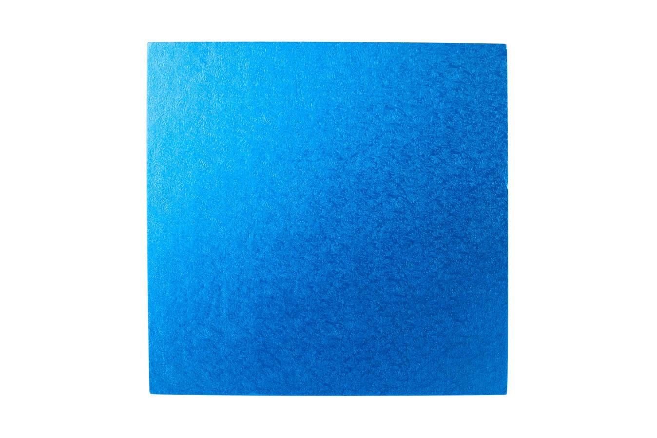 Plateau à gâteaux carré – Bleu foncé – Choisir la taille