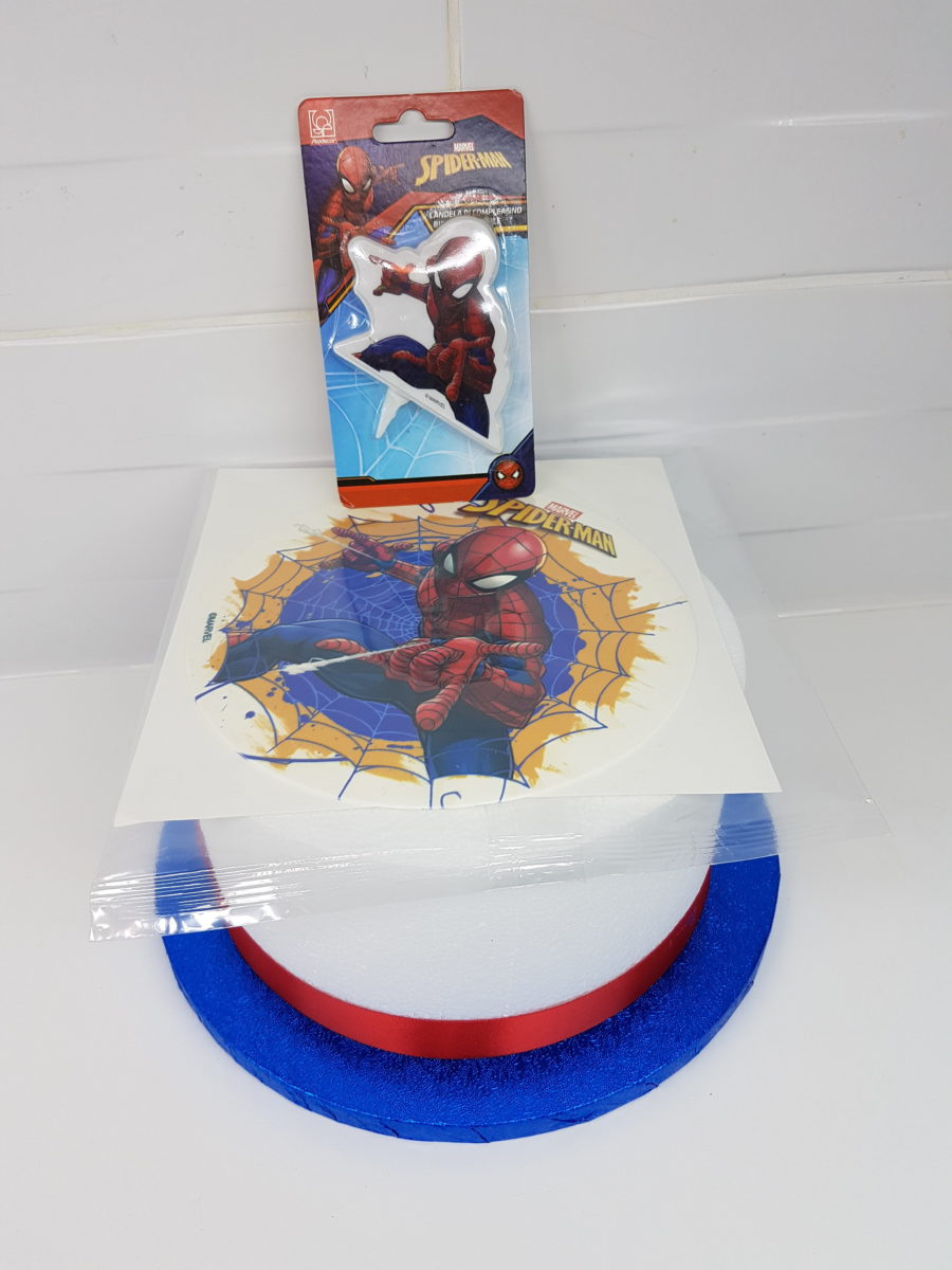 Kit Spiderman (Sans Gluten) – Lot de 4