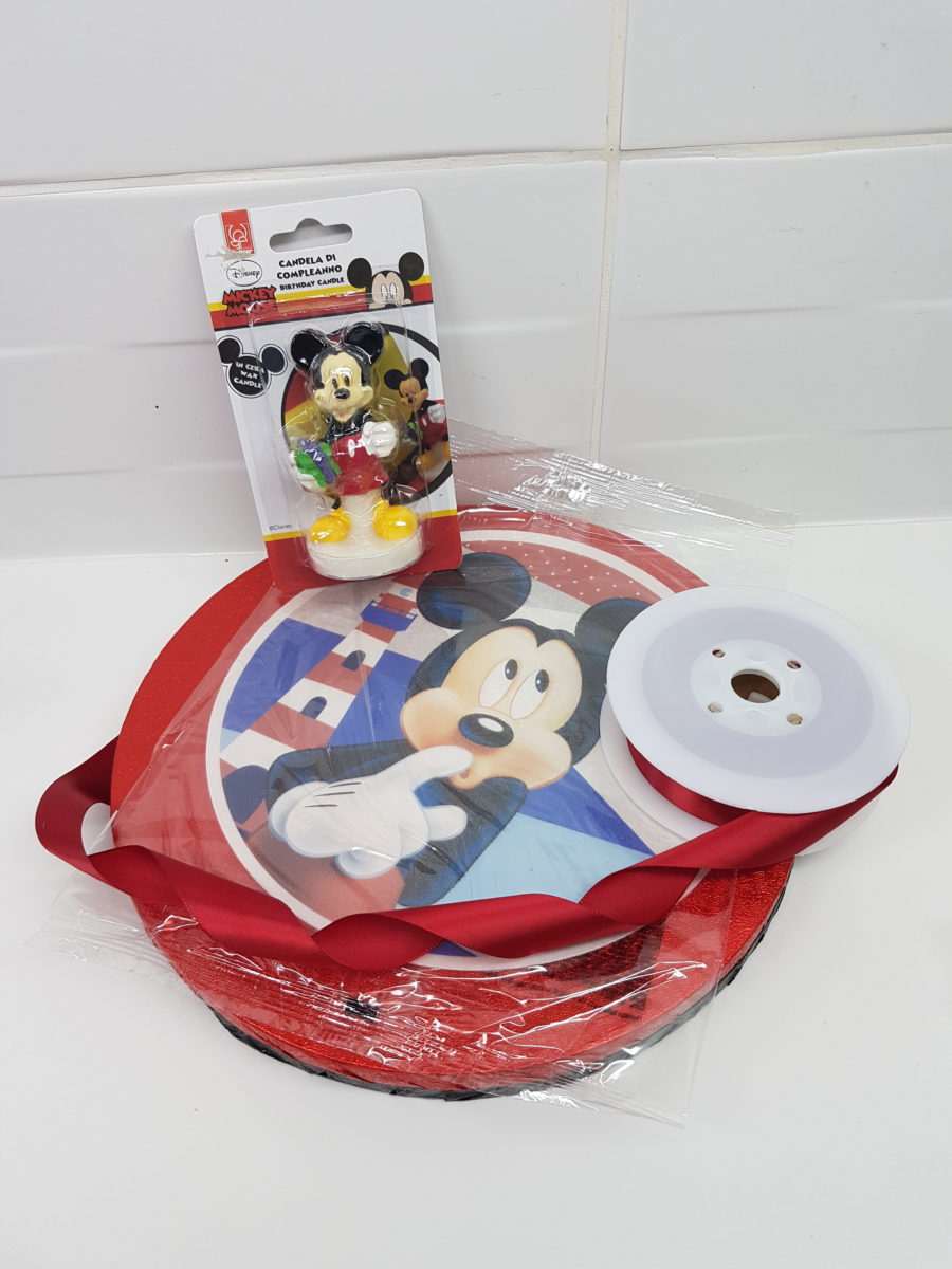 Kit Mickey – Lot de 4