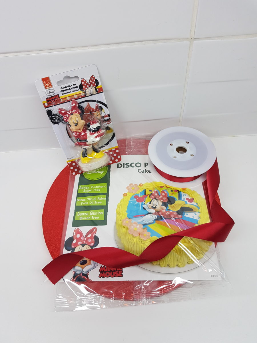 Kit Minnie (Sans Gluten ) – Lot de 4