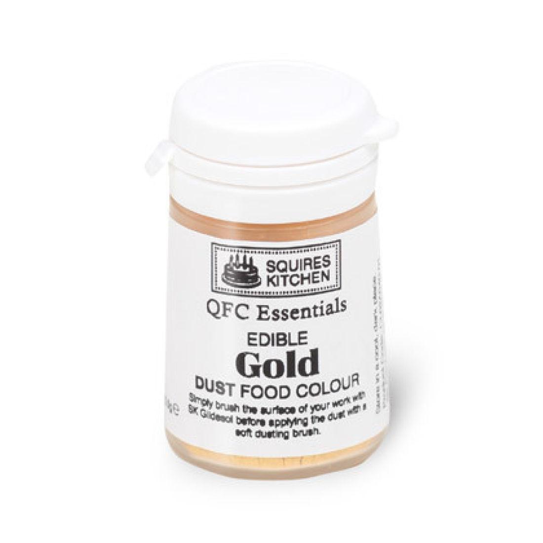 Colorant alimentaire en poudre 5 g - Or
