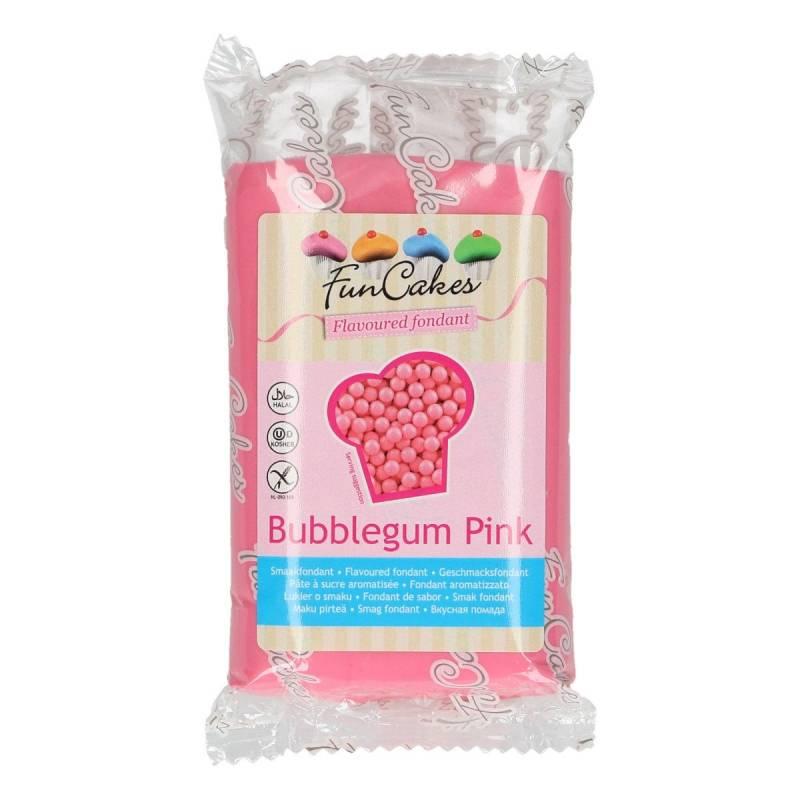 Pâte à sucre à saveur 250 g – Bubblegum Rose