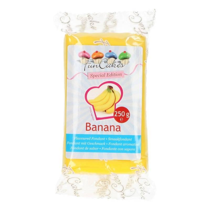Pâte à sucre à saveur 250 g – Banane