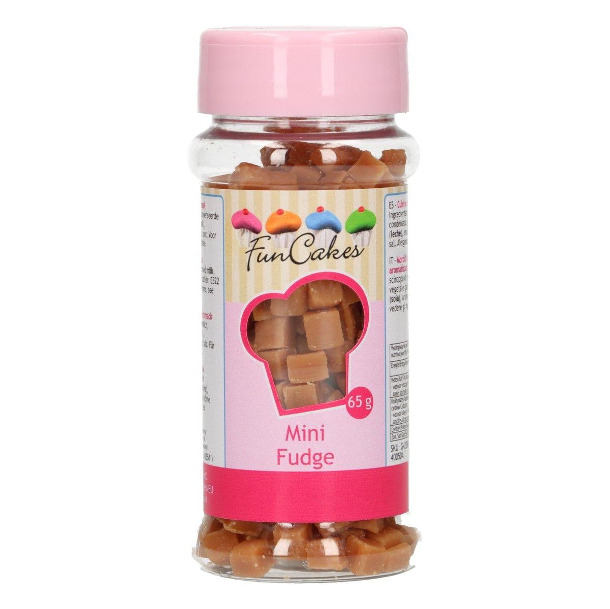 Mini-cubes de Caramel 65 g