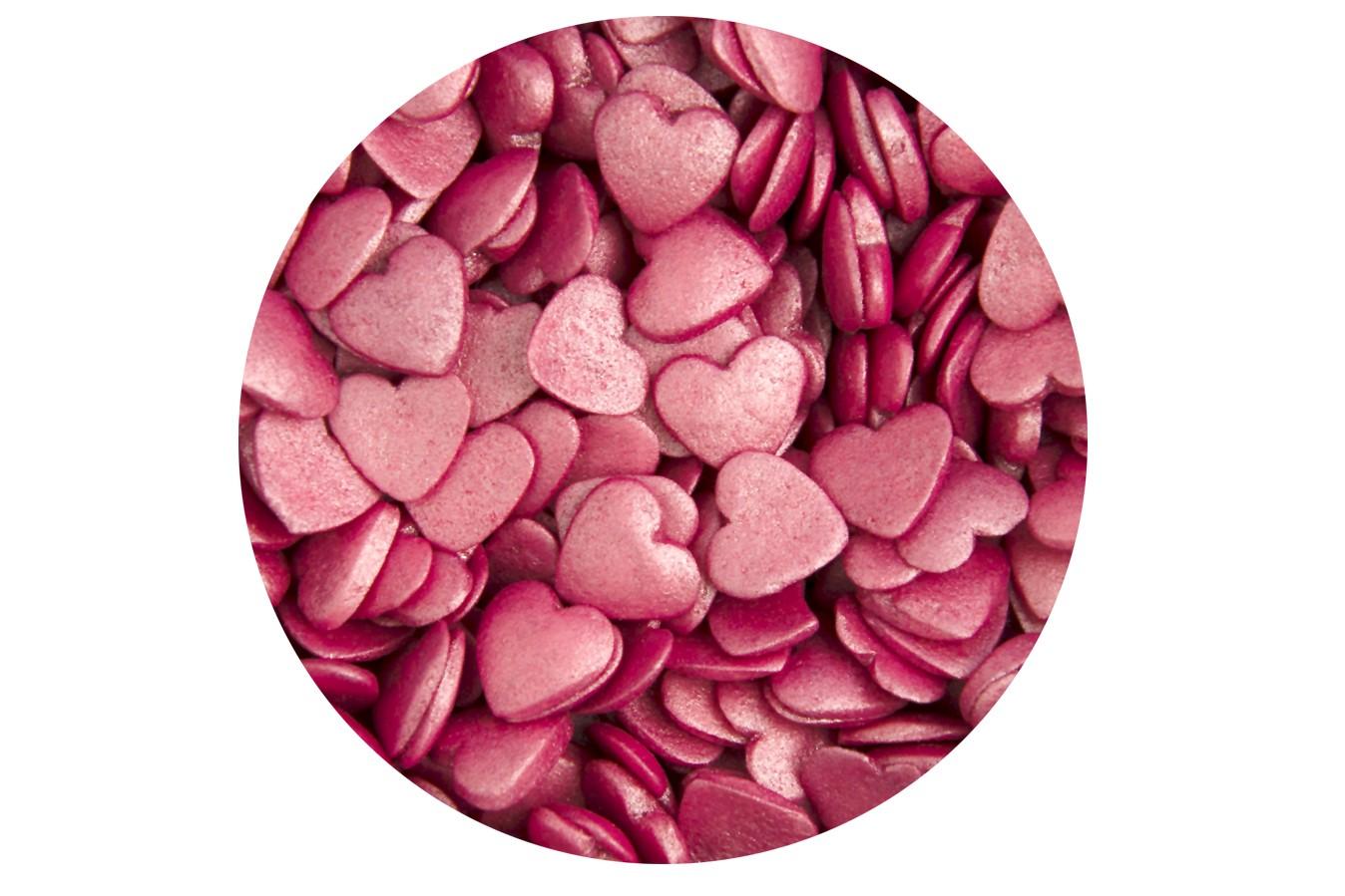 Confetti – Coeur Rose