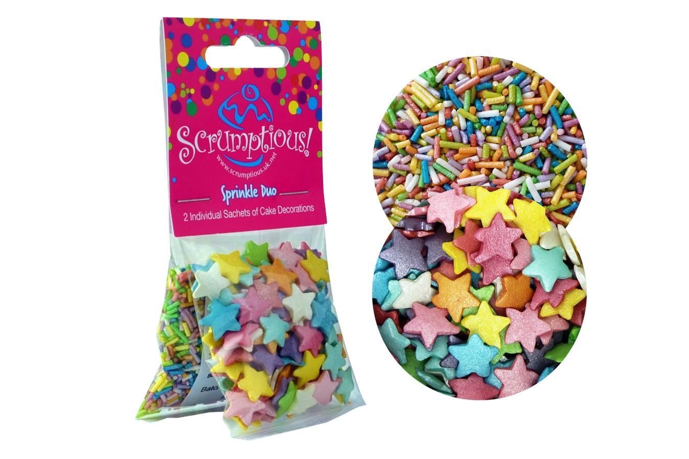 Confetti - Etoiles et Brins Multicolores