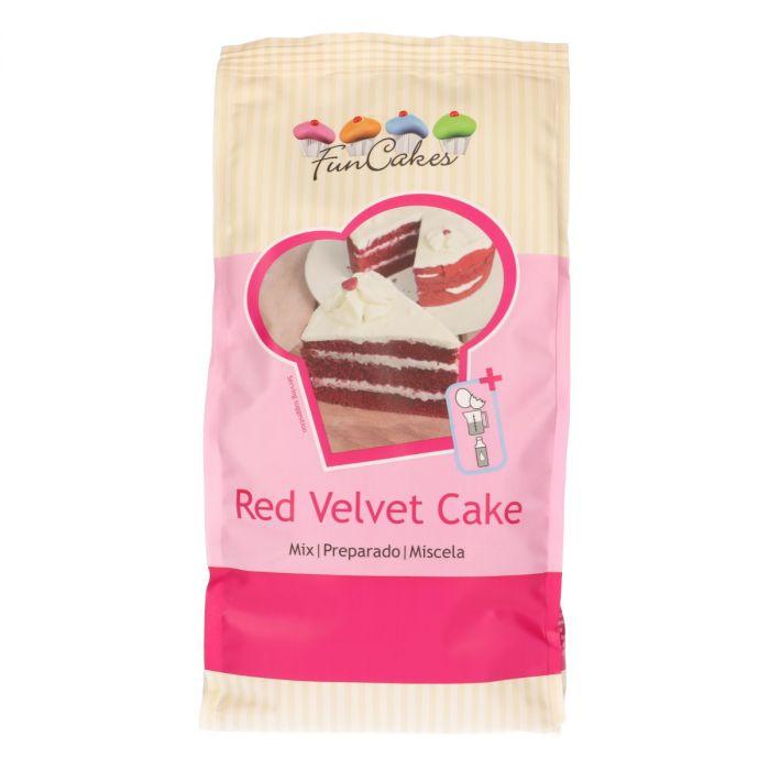 Préparation 1 kg- Red Velvet Cake