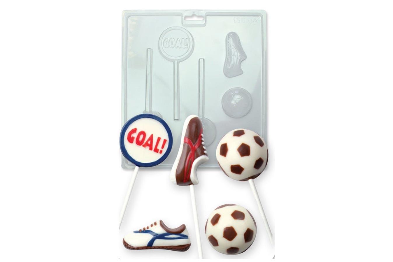 Moule pour chocolat - Football