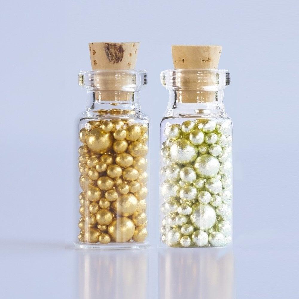 Perles 23K Artisanale 2.5 g - Choisir la couleur