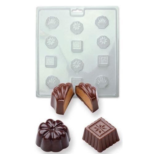 Moule pour chocolat - Classique