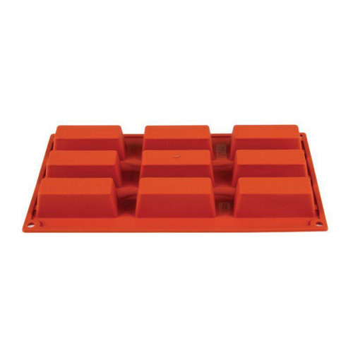 Moule en silicone - Rectangle