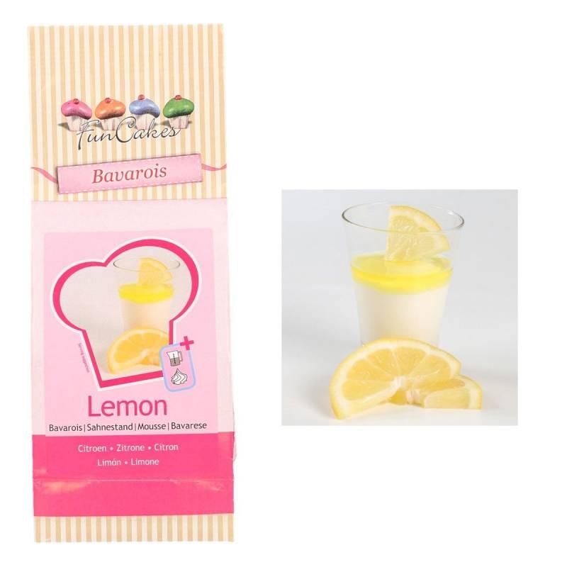 Préparation 150 g - Bavaroise - Citron