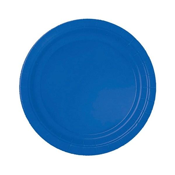 Assiettes – Lot de 20 – Choisir la couleur
