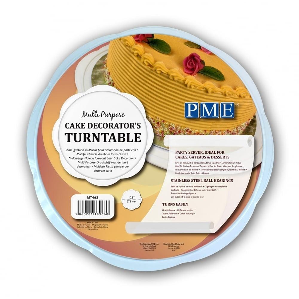 Plateau à gâteau PME – Tournant