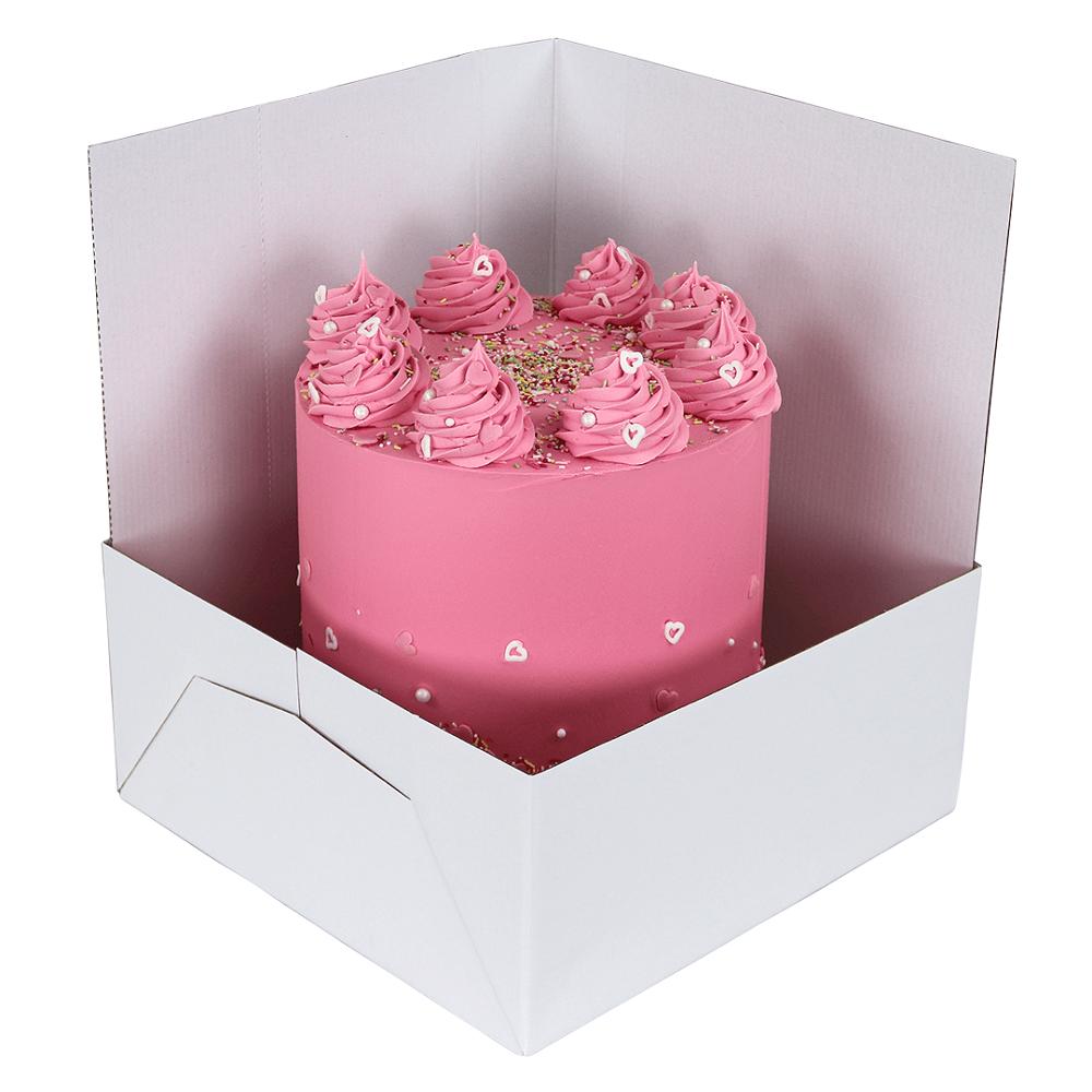 Extension de boîte à gâteau - Taille Adaptable