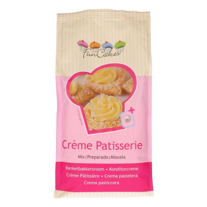 Préparation 1 kg- Crème pâtissière