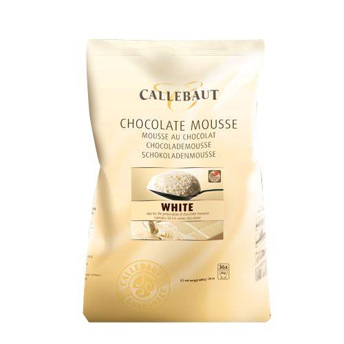 Préparation 800 g- Mousse de Chocolat blanc en poudre