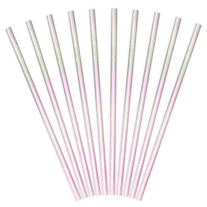 Bâtonnets à Cake Pop - Iridescent -  Lot de 10