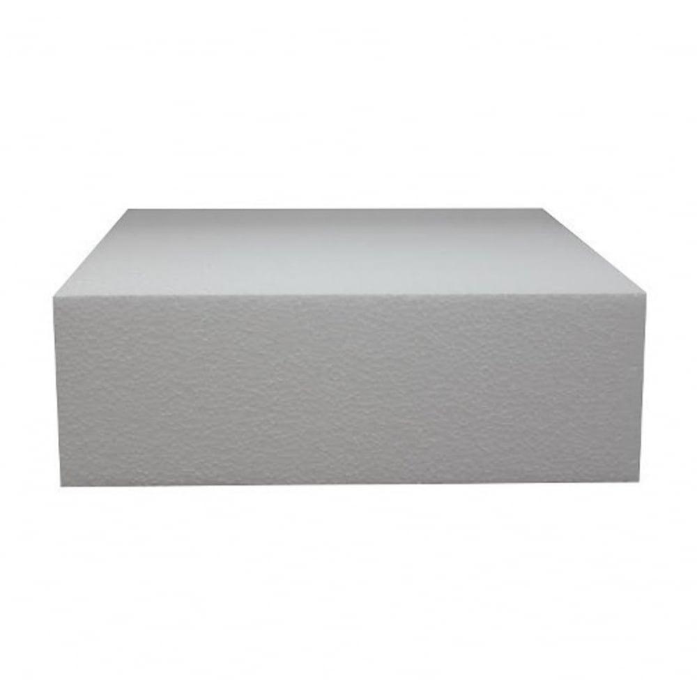 Dummy carré en polystyrène Ht 10 cm – Choisir la taille