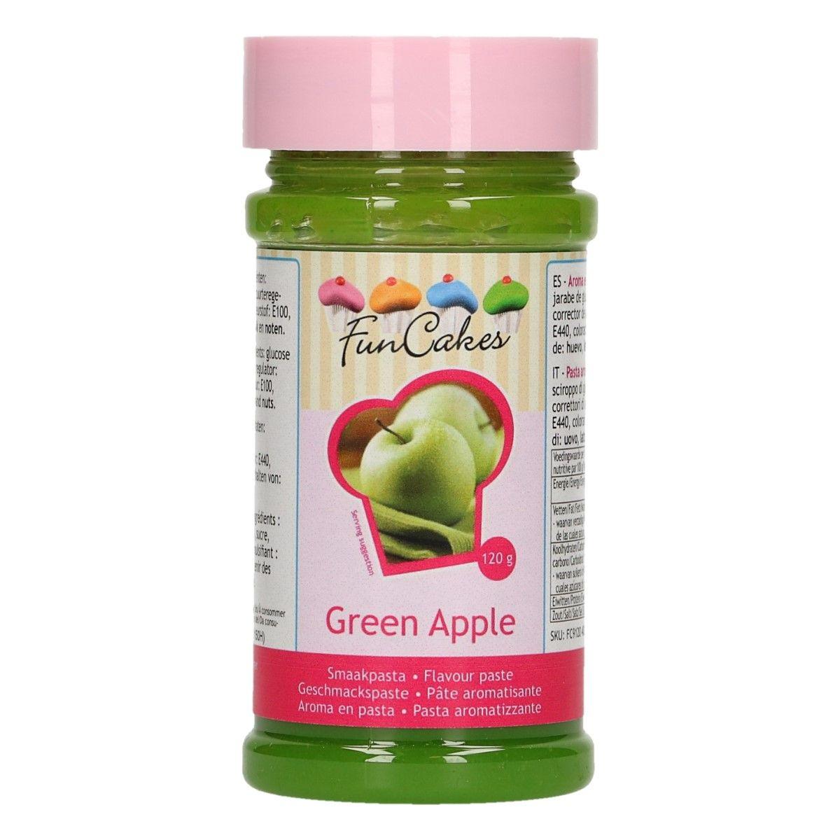 Arôme en pâte - Pomme Verte 120 g