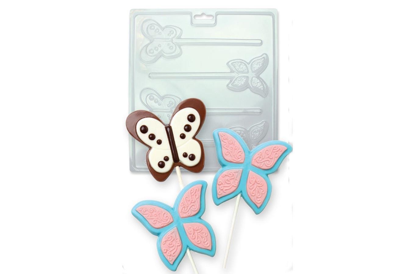 Moule pour chocolat – Papillon