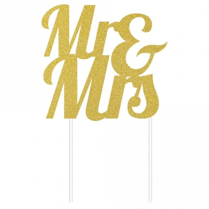 Topper – Mr & Mrs – Or