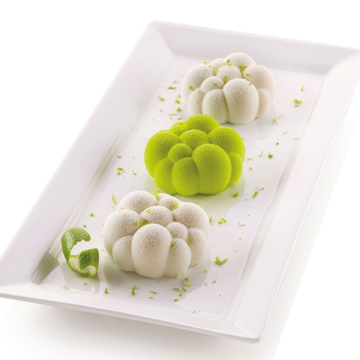 Mini Moule de cuisson en silicone - Bollicine