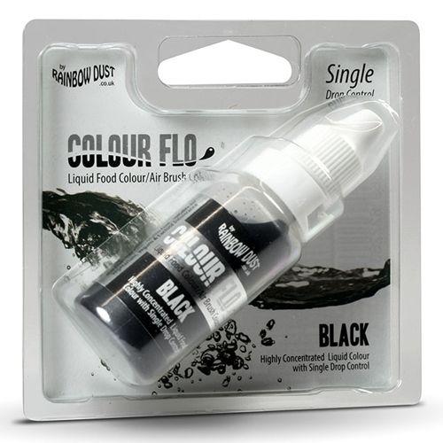 Colorant alimentaire liquide 19 ml - Noir