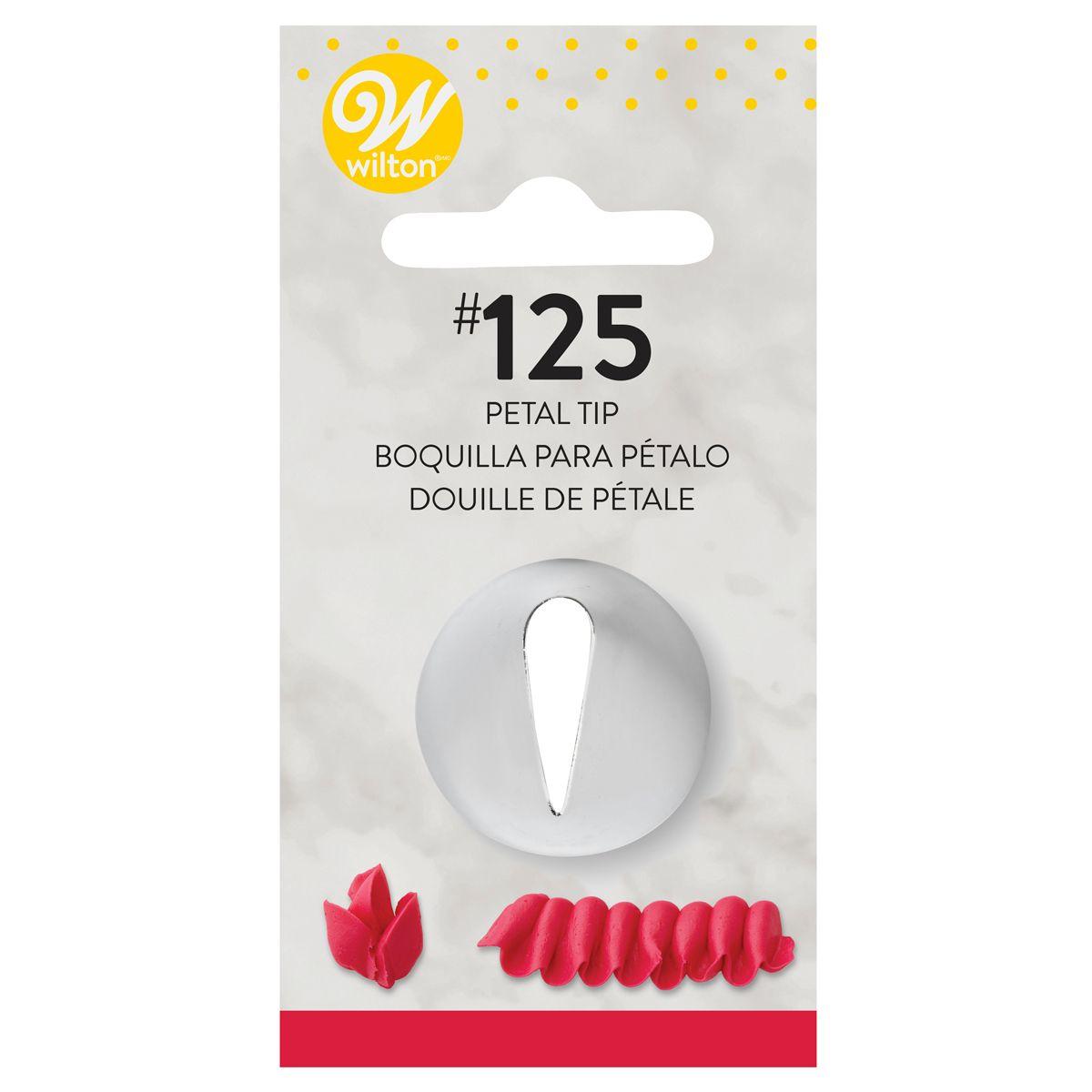 Douille pâtissière - Pétale #125