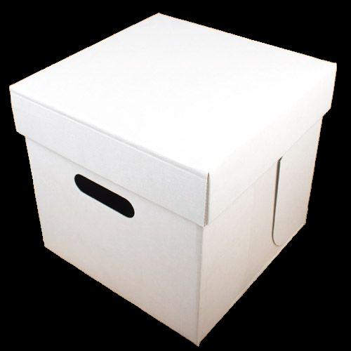 Boîte à gâteau solide - 25 cm