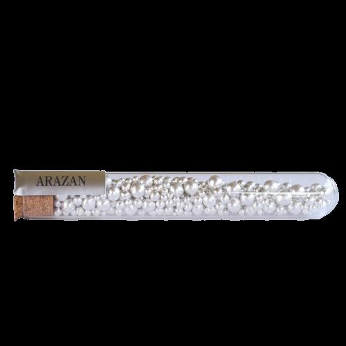Perles Artisanale 9 g – Argent