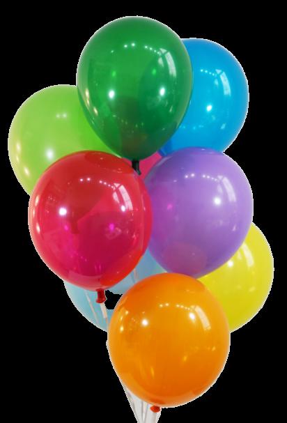 Ballons - Lot de 10