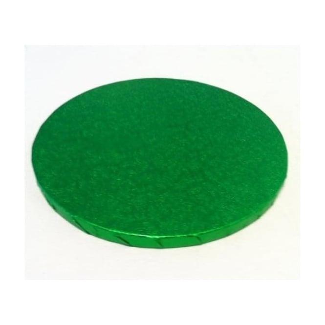 Plateau à gâteaux rond - Vert - Choisir la taille
