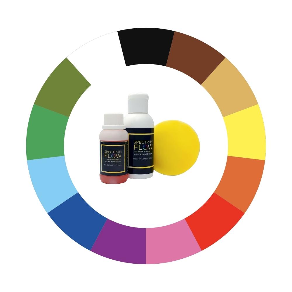 Colorant d'aérographe 45 ml – Choisir la couleur
