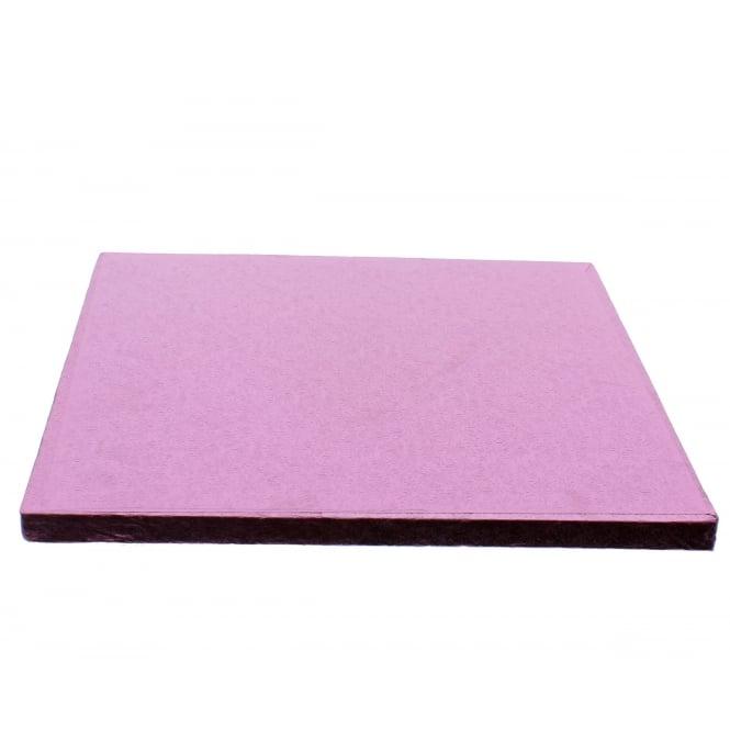 Plateau à gâteaux carré – Rose  – Choisir la taille