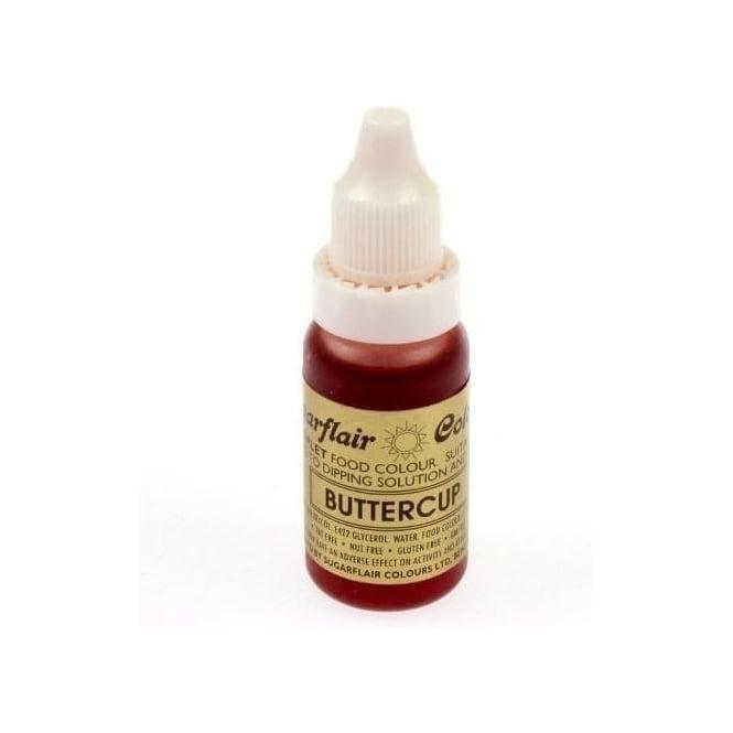 Colorant alimentaire liquide 14 ml - Jaune