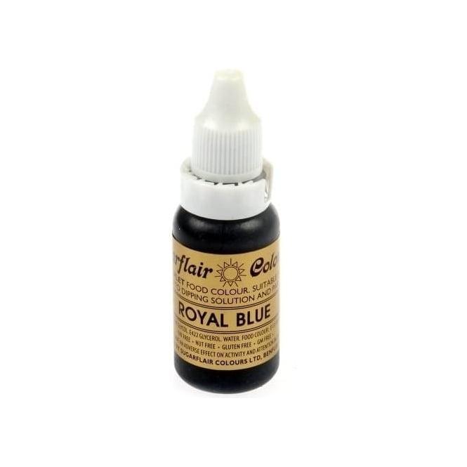 Colorant alimentaire liquide 14 ml - Bleu Royale