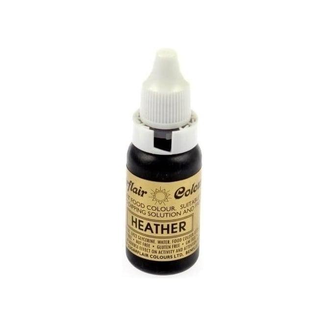 Colorant alimentaire liquide 14 ml - Rose Heather