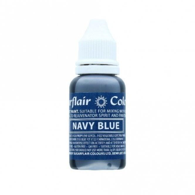 Colorant alimentaire liquide 14 ml - Bleu marine