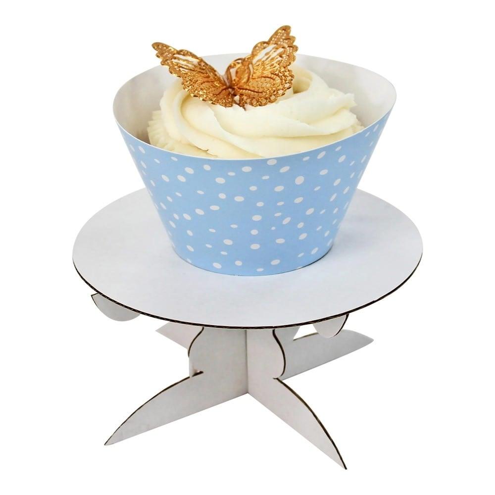 Mini table à Cupcake - Lot de 5