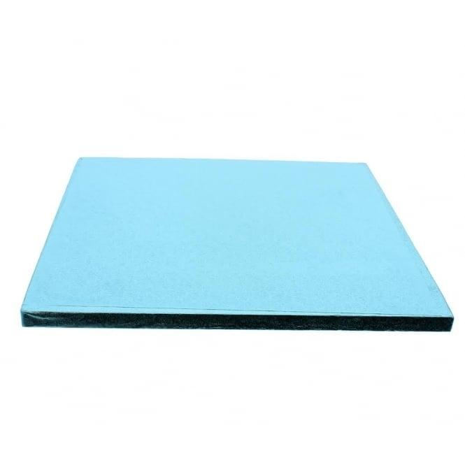 Plateau à gâteaux carré – Bleu Ciel – Choisir la taille