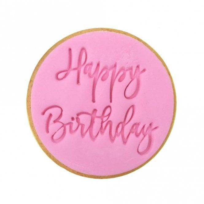 Empreinte Cupcakes et Cookies - Happy Birthday