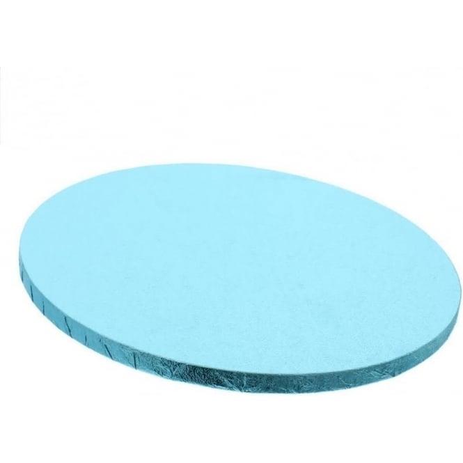 Plateau à gâteaux rond - Bleu ciel - Choisir la taille