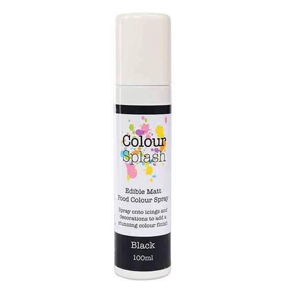 Spray alimentaire 100 mL – Noir