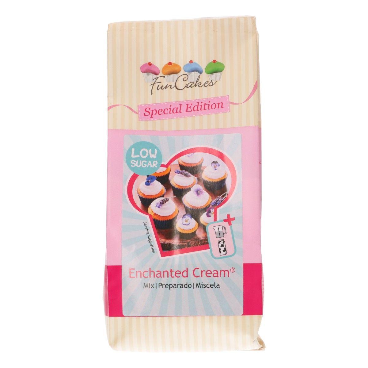Préparation 400 g - Crème légère à la Vanille