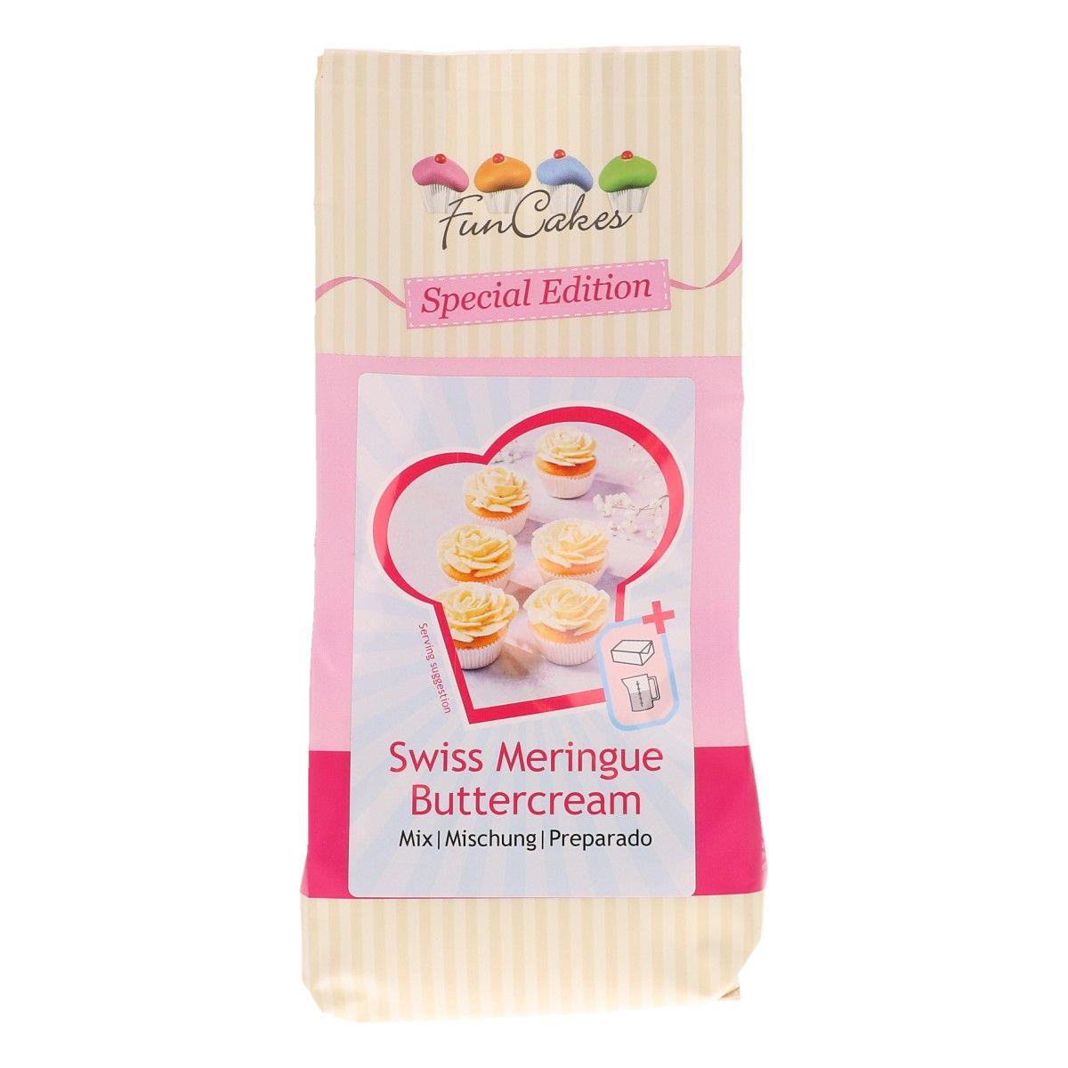 Préparation 400 g - Crème au beurre Meringué