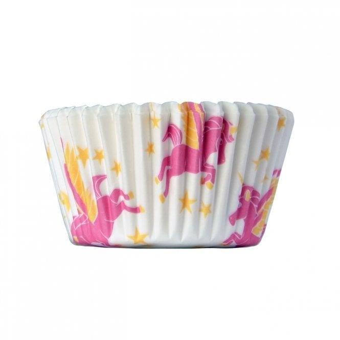 Caissettes à cupcake – Licorne – Lot de 25