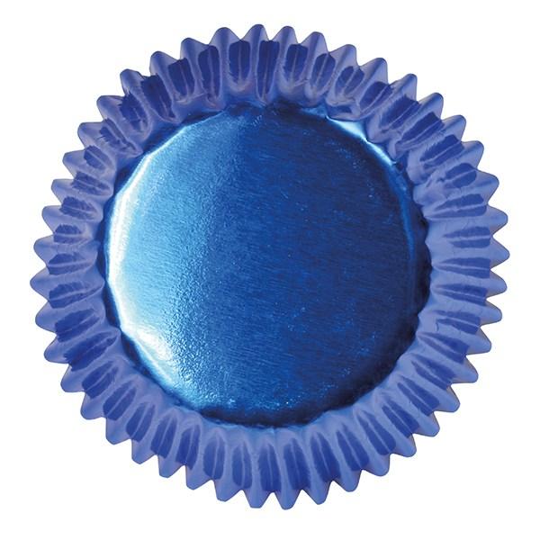 Caissettes à cupcake – Bleu – Lot de 45